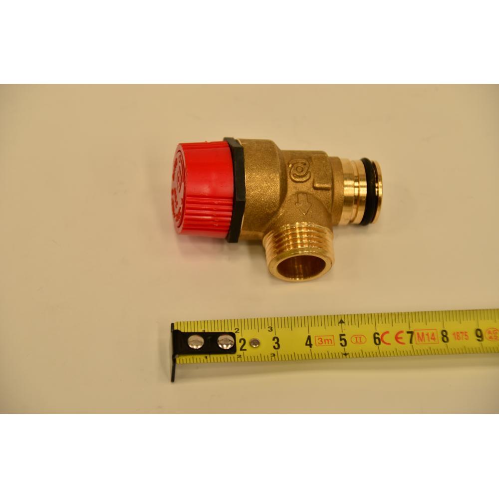 клапан предохранительный гидравлический